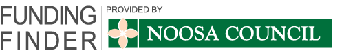 Noosa Council Funding Finder Logo