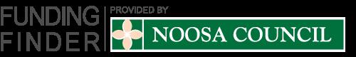 Noosa Council Funding Finder Logo